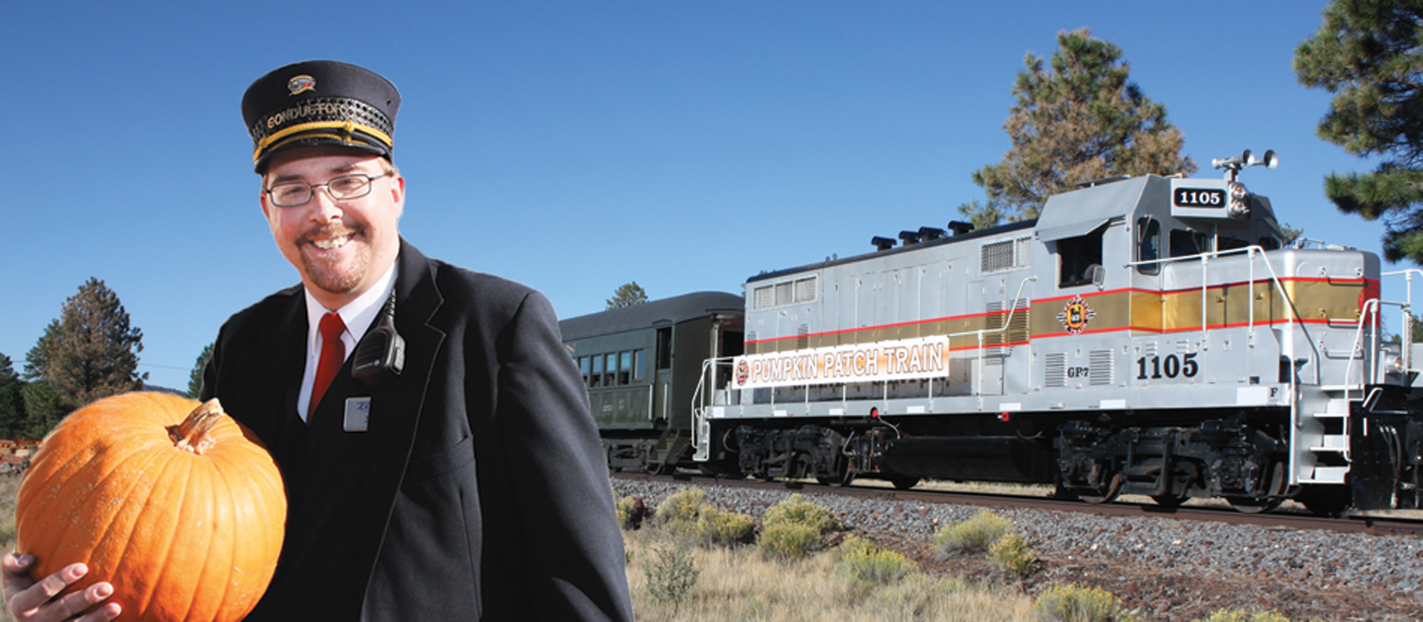 "15% off Senior Discount. Grand Canyon Railway Senior Discount: 15% off on any class of train service, stays at the Grand Canyon Railway Hotel or RV Park, and with the 2-night ""Canyon Explorer"" package. Offer valid for AARP members."